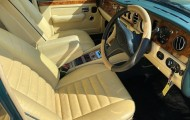 1992 Bentley Turbo R Interior
