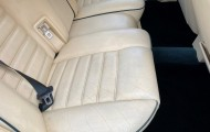 1992 Bentley Turbo R Interior Rear 2