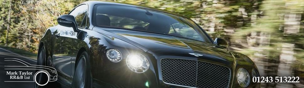 Bentley at Taylor's